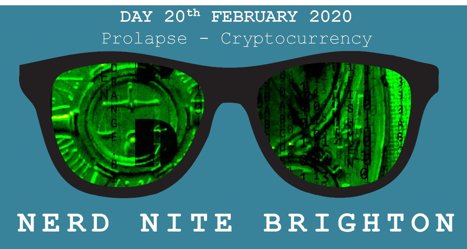 20th Feb 20 poster - prolapse and cryptocurrency