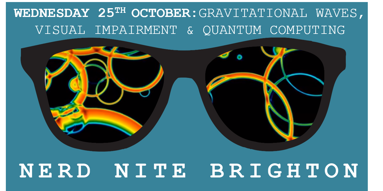 Uncategorized first premier credit manager login - We Ve Got All The Physics Laughter And Quantum Thingumies You Could Want This Month At Nerd Nite Brighton Three Fantastic Nerdy Speakers Nerd News And